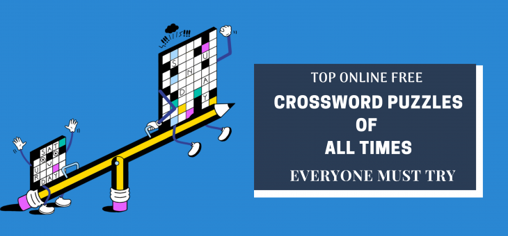 Top Online Free Crossword Puzzles of All Times Everyone Must Try