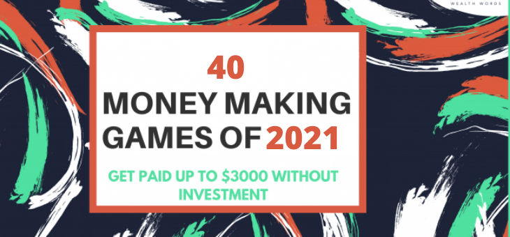 Best 40 Money Making Games of 2021 – Play & Win Real Cash