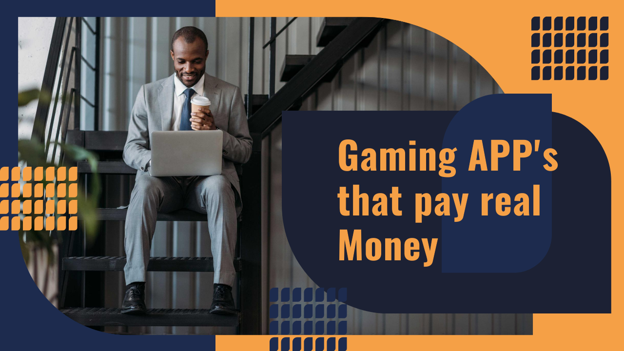 gaming apps that pay