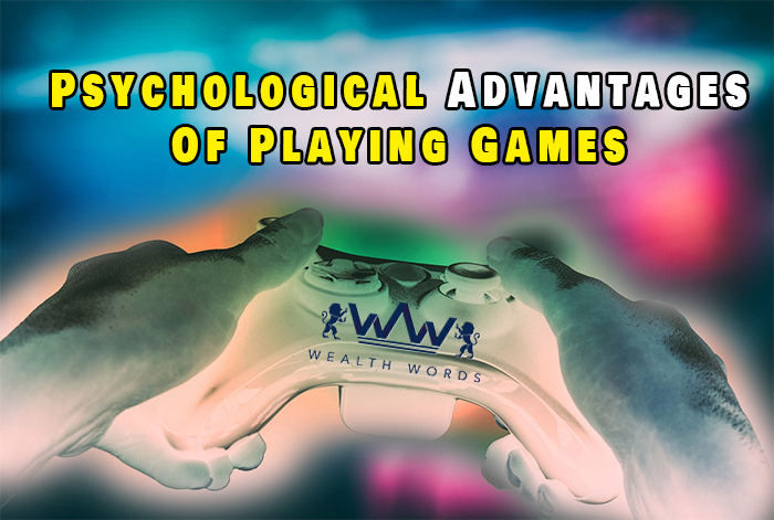 Psychological Advantages Of Playing Games